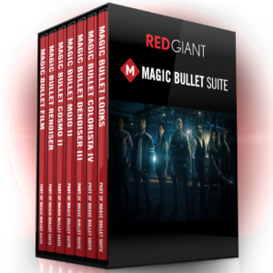 Magic Bullet Suite Upgrade