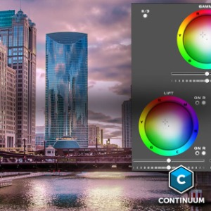 Continuum-Color and Tone Unit