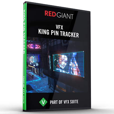 VFX King Pin Tracker